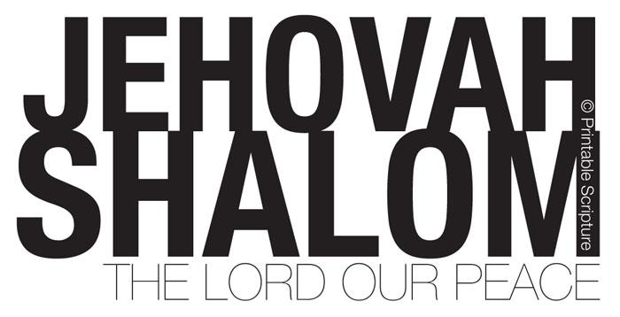 Jehovah-Shalom-G11