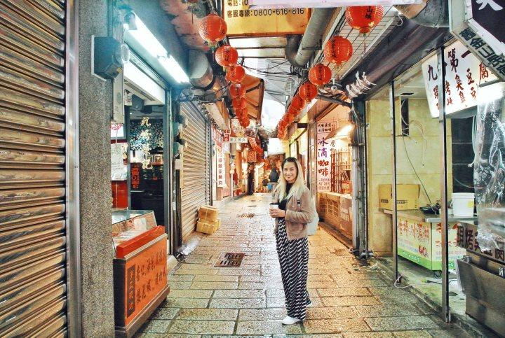 Exploring Juifen Old Street