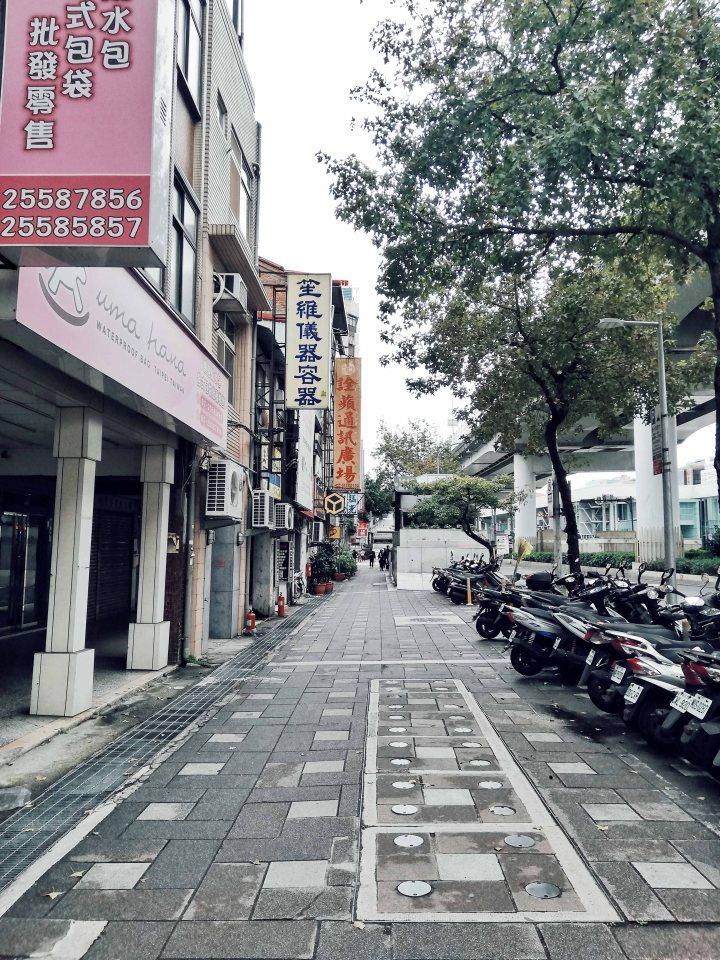 Taiwan Streets