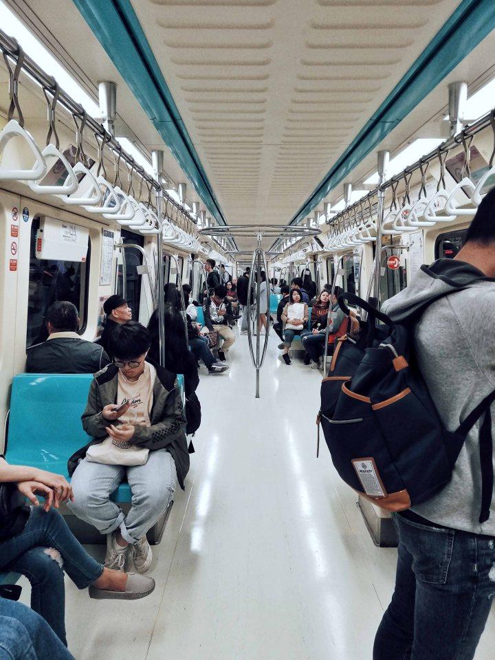 Taiwan Commute Life