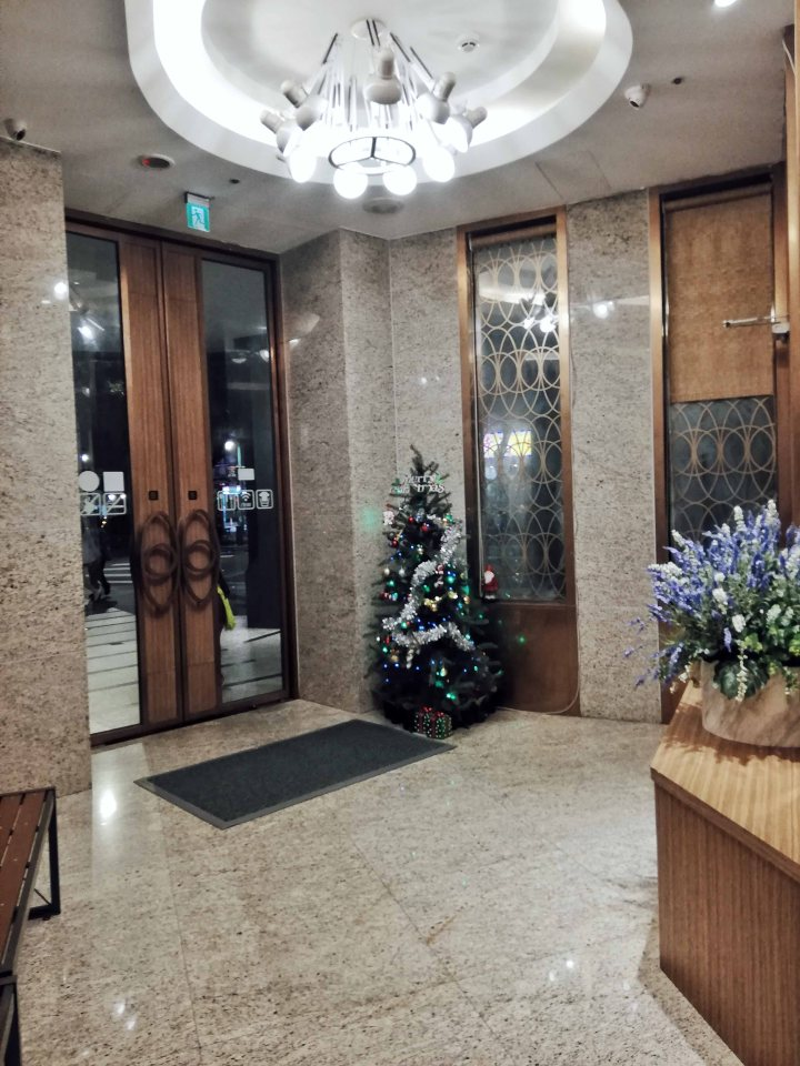 Yi-Su Hotel Lobby